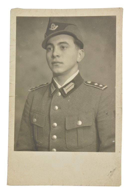 German RAD Portrait Picture